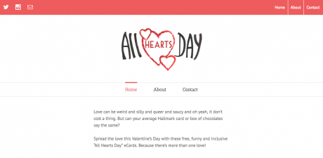 All Hearts Day